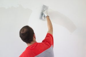 The Master Plasterers are experts at whit set plaster